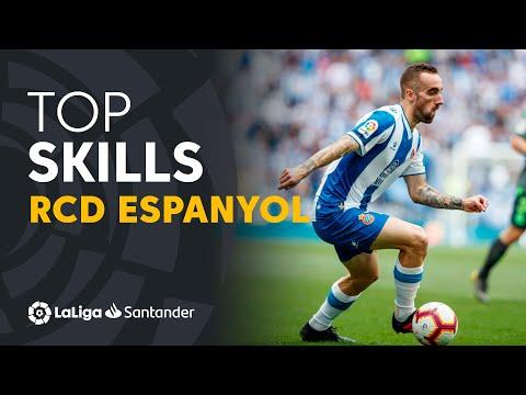 Best Skills RCD Espanyol LaLiga Santander 2018/2019
