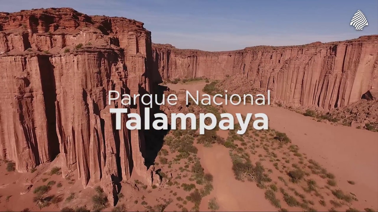 Parque Nacional #Talampaya - YouTube