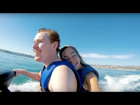 LAGUNA VLOG DAY 3: jet skiing + couples massage!