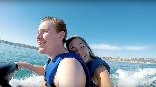LAGUNA VLOG DAY 3: jet skiing + couples massage!