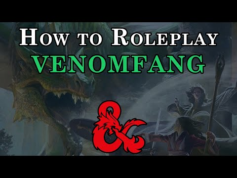 Running VENOMFANG Like A Boss! | Lost Mine Of Phandelver Campaign Guide