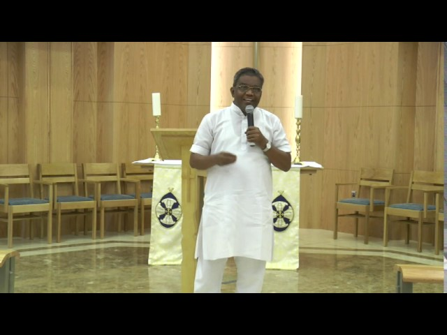 Bro.Augustine Jebakumar - Listen to the voice of God