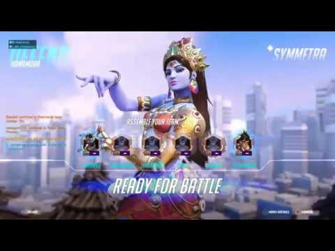 Overwatch Competitive 1