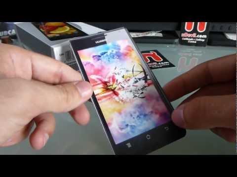 Huawei Ascend P1 Smartphone im Test [De]