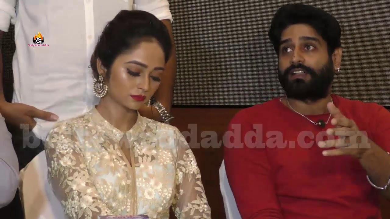 X Videos Trailer Launch Tamil Movie Press Meet Actress Akruthi Singh Thamizh Padam