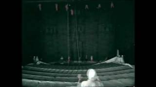 Установка огромного экрана IMAX