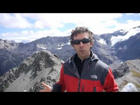 How To Eat Raw Foods While Hiking or Trekking (New Zealand) (Raw Vegan Show #55)