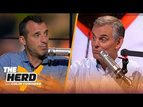 Doug Gottlieb defends OBJ's off-field persona, Belichick's team-building process | NFL | THE HERD