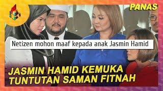 Jasmin Hamid Kemuka Tuntutan Saman Fitnah | Melodi (2019)