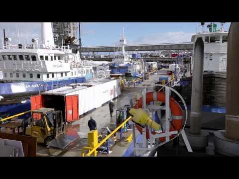 Travaux Maritimes Océan