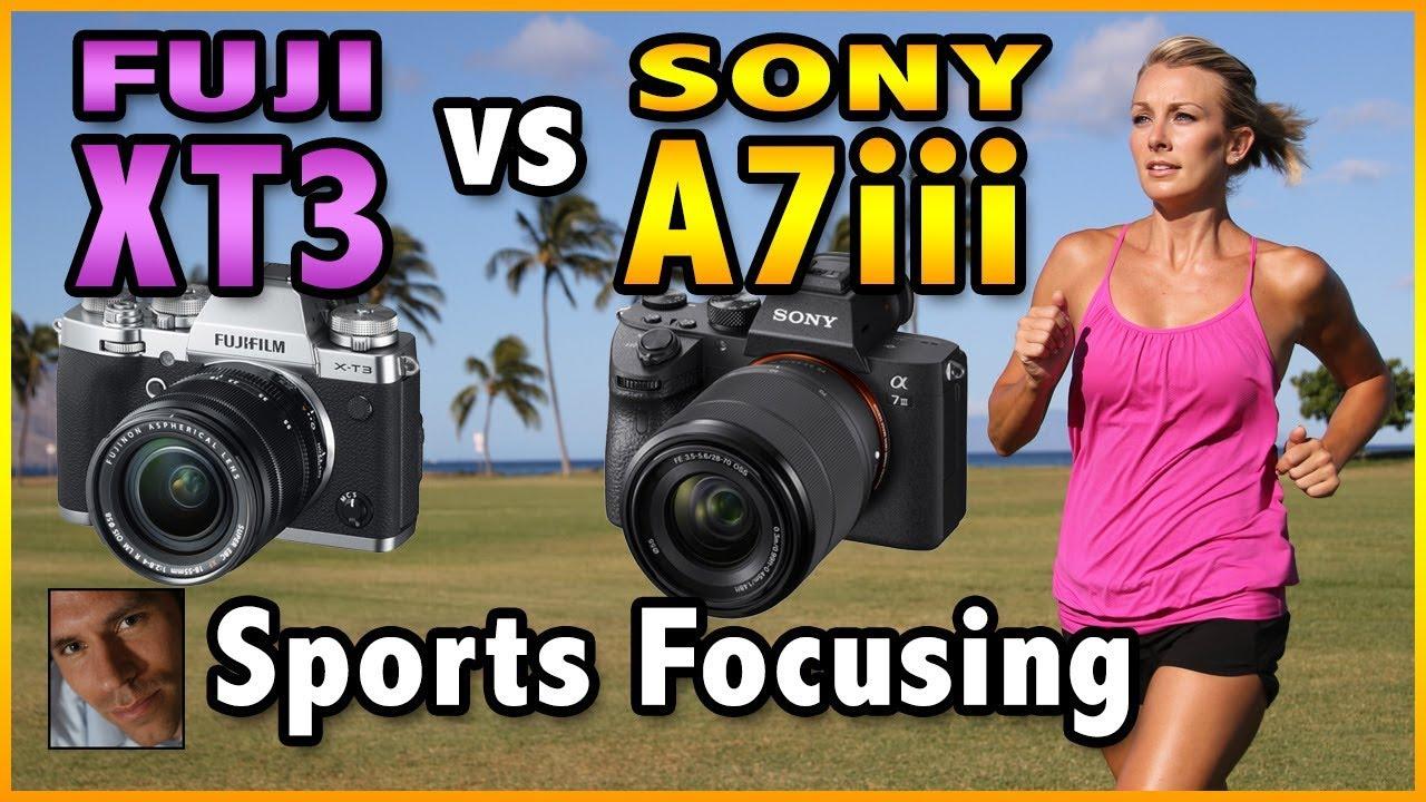 Fujifilm X-T3 vs Sony A7III Comparisons Roundup: