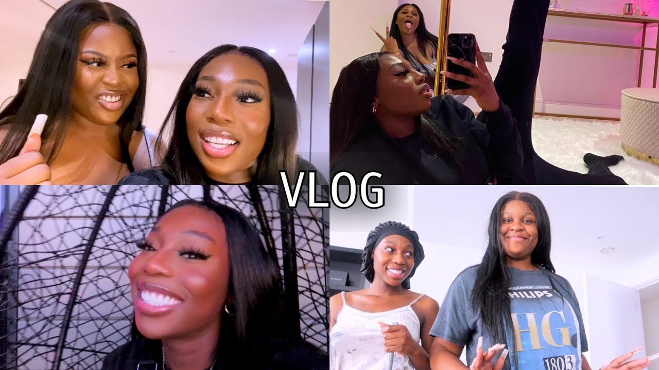 Download visiting Nella's new crib and just getting lit tbh   Vlog