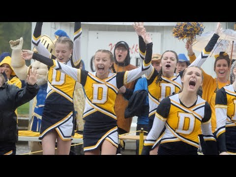 Delhi Cheerleaders - 2018 Norfolk County Fair