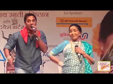 Gomu Sangteena - Live In Mumbai With Asha Bhosle | Chin2 Bhosle