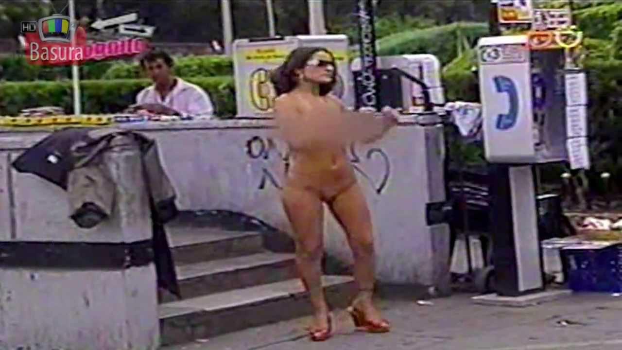 Desnudos en las calles de mexico - 3 5