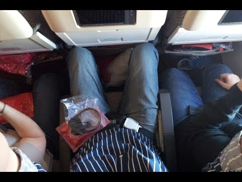 The Airline Legroom Wars Rage On