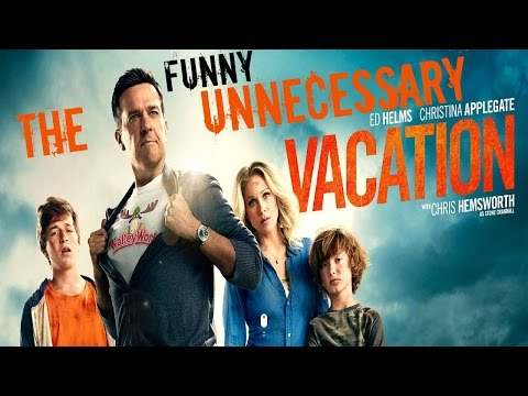 Vacation - Movie Review (2015 Vacation Sequel Remake Review)