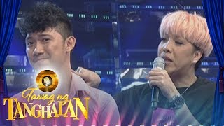 Tawag ng Tanghalan: Vice notices something in Kenneth