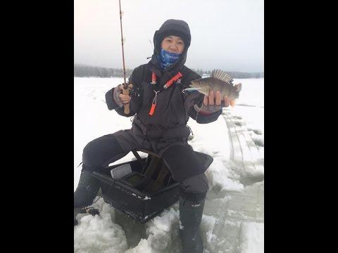 Рыбалка в Финляндии.