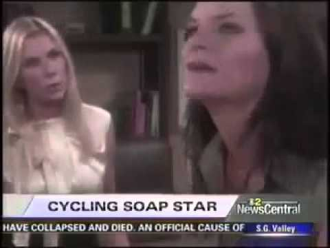 Heather Tom   Staying Fit and Going Green!
