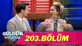 Güldür Güldür Show 203.Bölüm (Tek Parça Full