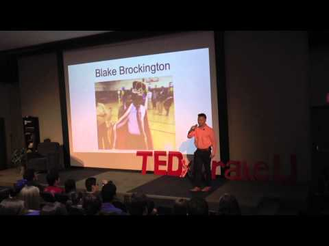 Being Gay, A Message to All | Joey Gale | TEDxDrakeU