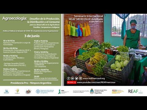 Agroecología - Seminario