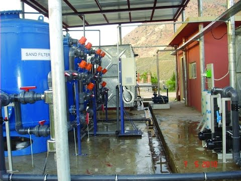 Seawater Treatment Systems | Desalination Treatment Technology | Well Water Treatment Suppliers