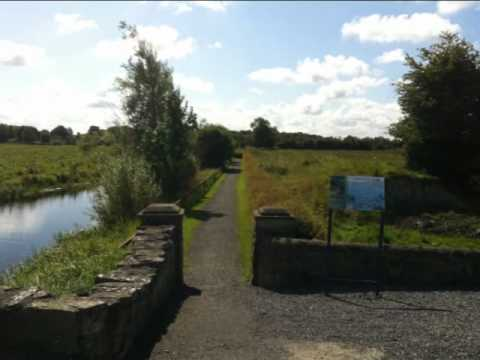 Clonbullogue in the summer, by John, Rebecca and Chelsea