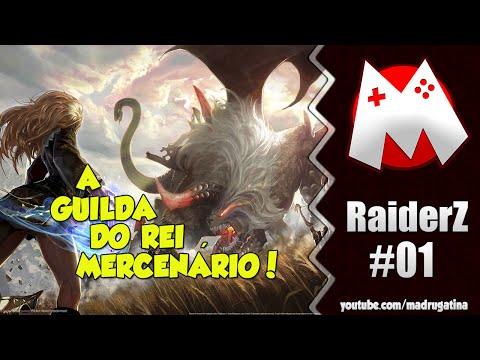 RaiderZ  | Episodio Nº 1 | Peixes gigantes com clavas! (PT-BR)