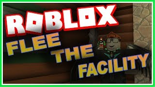 FLEE THE FACILITY!!!! Roblox Fun!!!!