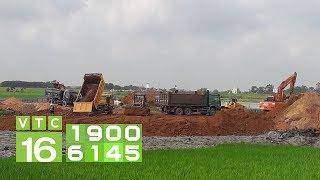 Bắc Giang: Quyết thu hồi đất làm cụm công nghiệp Việt Nhật | VTC16