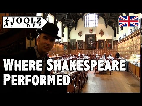 Middle Temple Hall - TOP 50 THINGS TO DO IN LONDON - London Guide