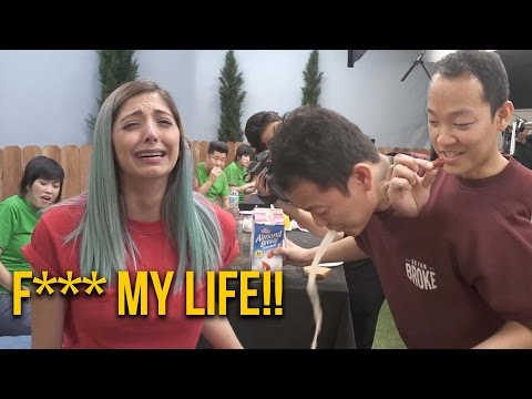 GHOST PEPPER CHALLENGE!