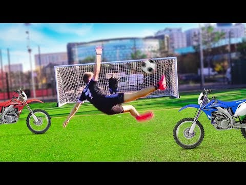 CAN I SCORE A BICYCLE KICK?