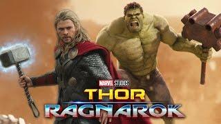 Marvel's Thor 3 Ragnarok Fan Trailer