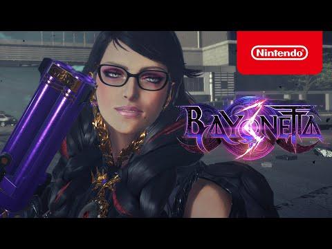 Bayonetta 3 – Sortie en 2022 ! (Nintendo Switch)