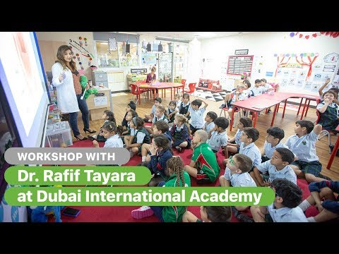 School Visit at Dubai International Academy - Al Barsha