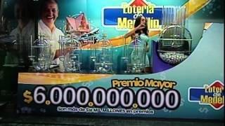 Sorteo de la Lotería de Medellín número 4260 - 06/03/2015