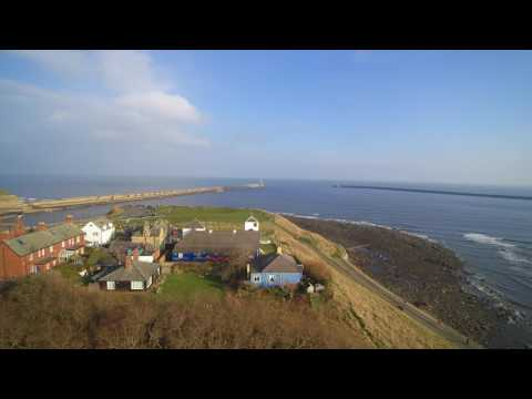 Drone/Aerial - Tynemouth, North Tyneside