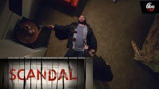 Huck Gets Shot - Scandal 6x07