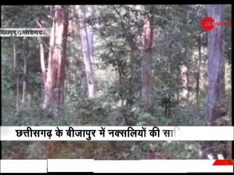Chhattisgarh: Naxal attack foiled in Bijapur by security forces