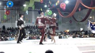 Jacala 2014 concurso de huapango