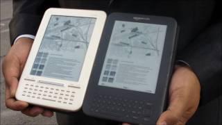 iriver Story HD en el CES 2011