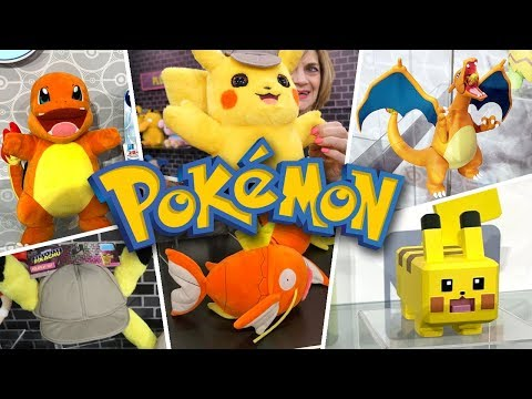 New Pokemon Toys 2019