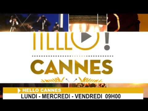 HELLO CANNES!!! 2017 ... 9H et 15H sur la CRTV
