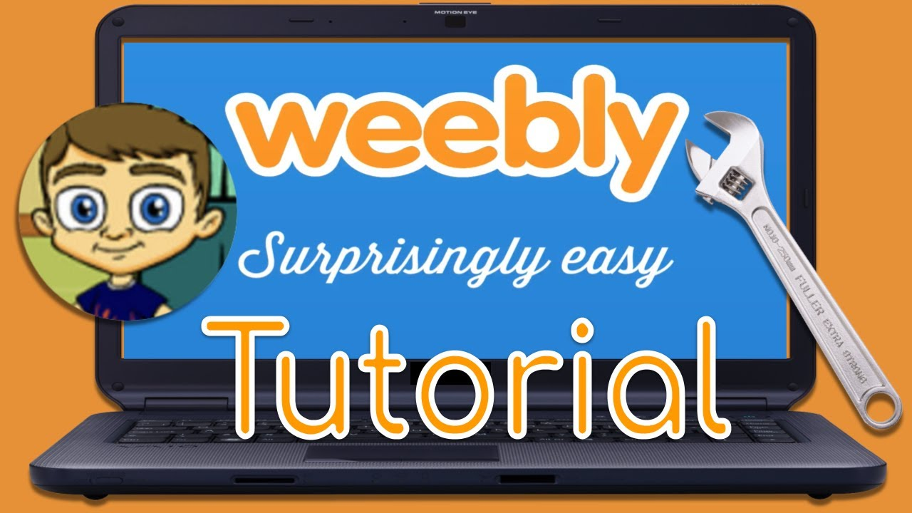 Weebly Tutorial 2018 - Build Your Own Free Website