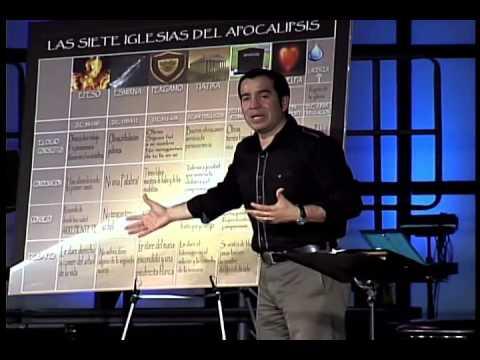 Apocalipsis   Las 7 Iglesias Parte 1