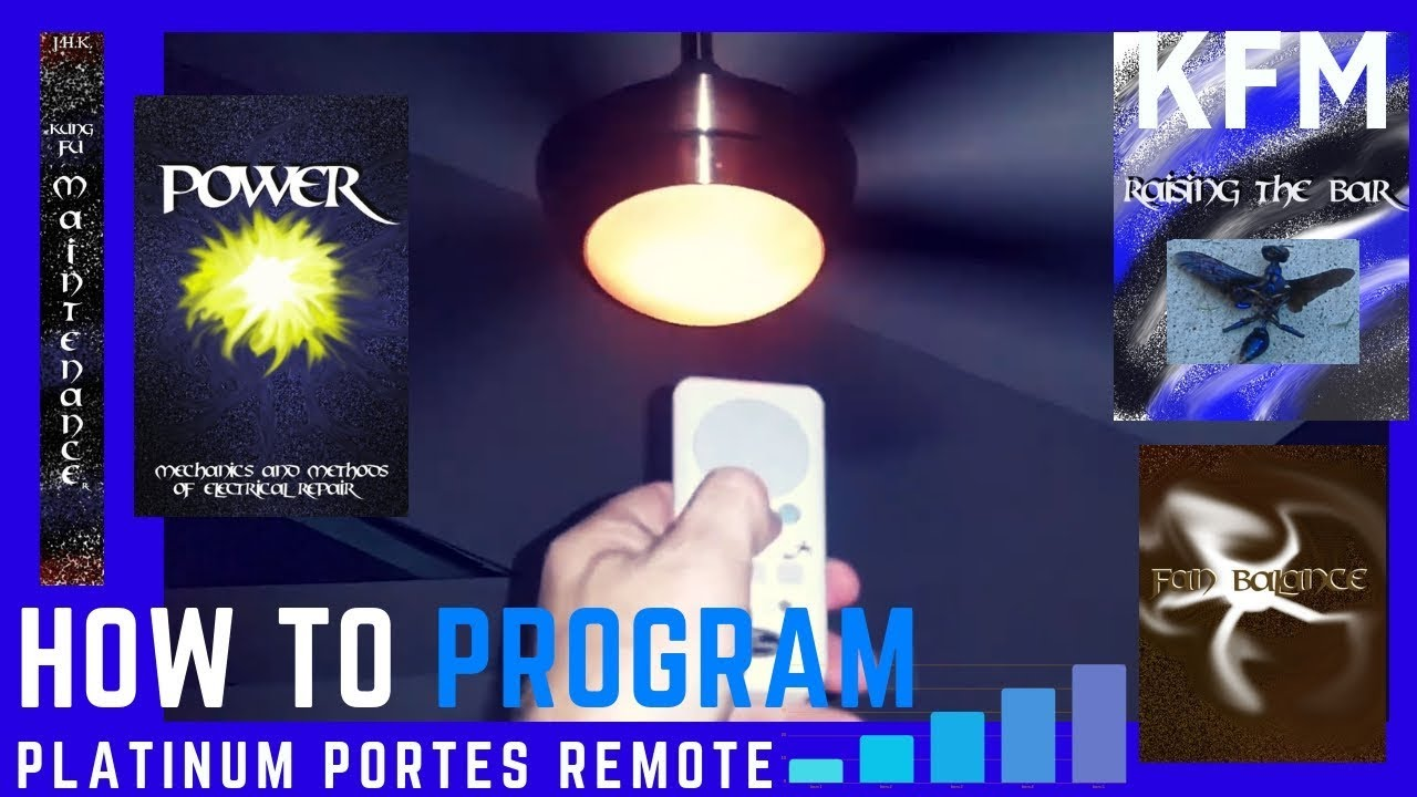 Ceiling Fan Remote Reprogram How To Program Harbor Breeze