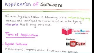 12- Applications of Software In Software Engineering In HINDI | Software Applications In HINDI